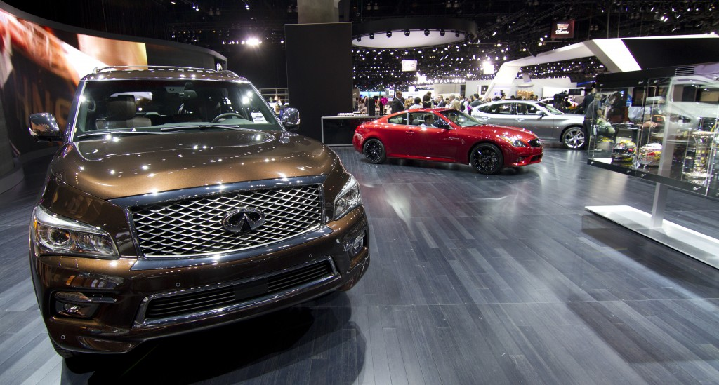 Infiniti's Michael Bartsch, Alfonso Albaisa on design and how it